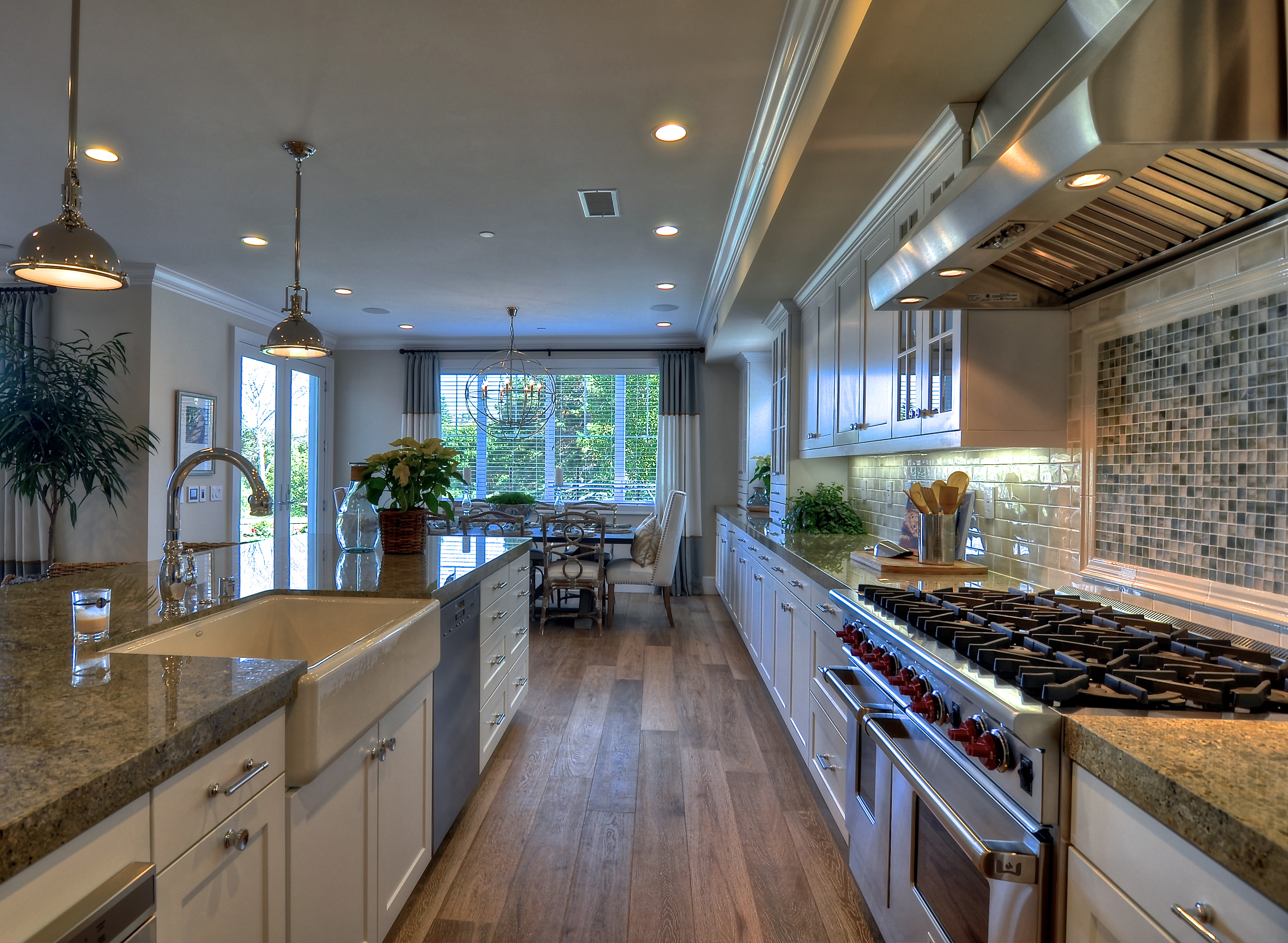 Thank you, Room Reveal, for featuring the Summer House Kitchen ...